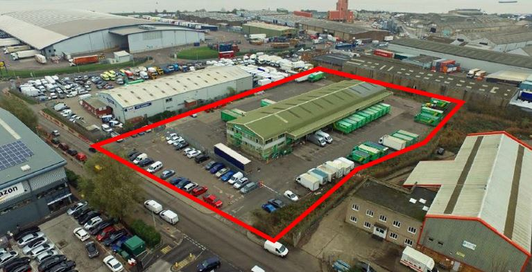 Marchmont Investment Management  acquires site at Belvedere Industrial Estate