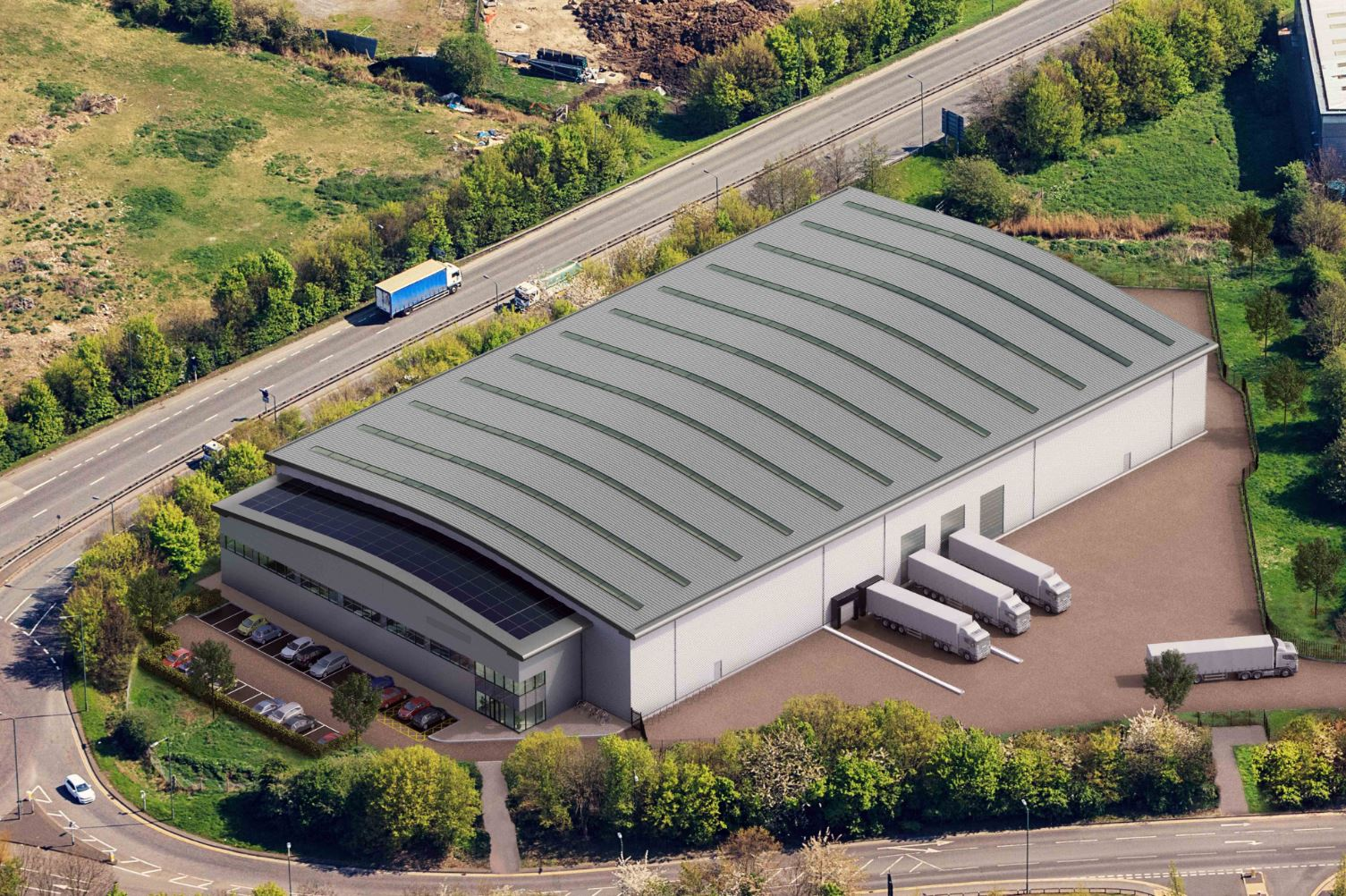 Green light for £15 million new industrial warehouse unit in South East London