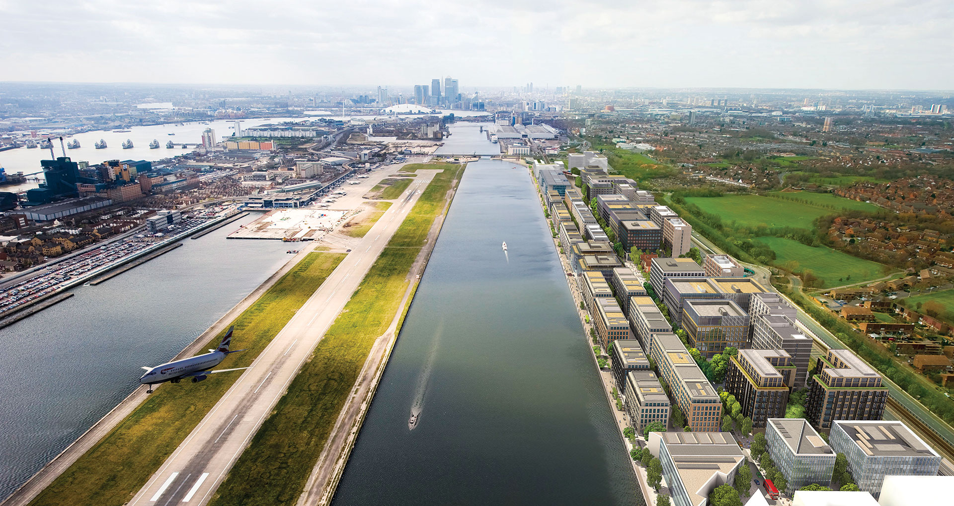 Glenny appointed to ABP'S £1.7 billion Royal Albert Dock scheme