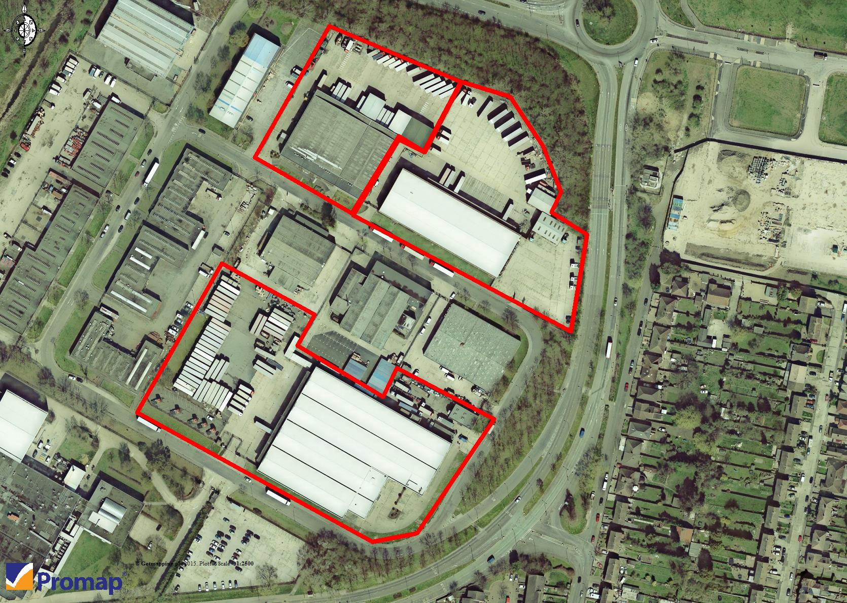 Take up of existing industrial stock continues in South East London