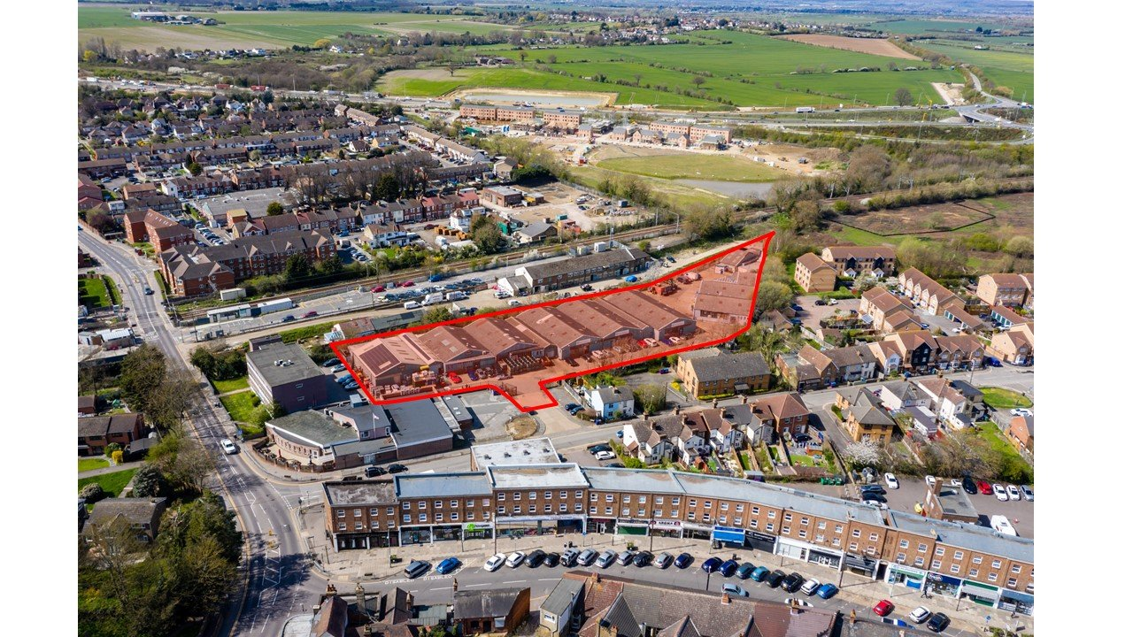 New resi development opportunity launches in Stanford le Hope, Essex