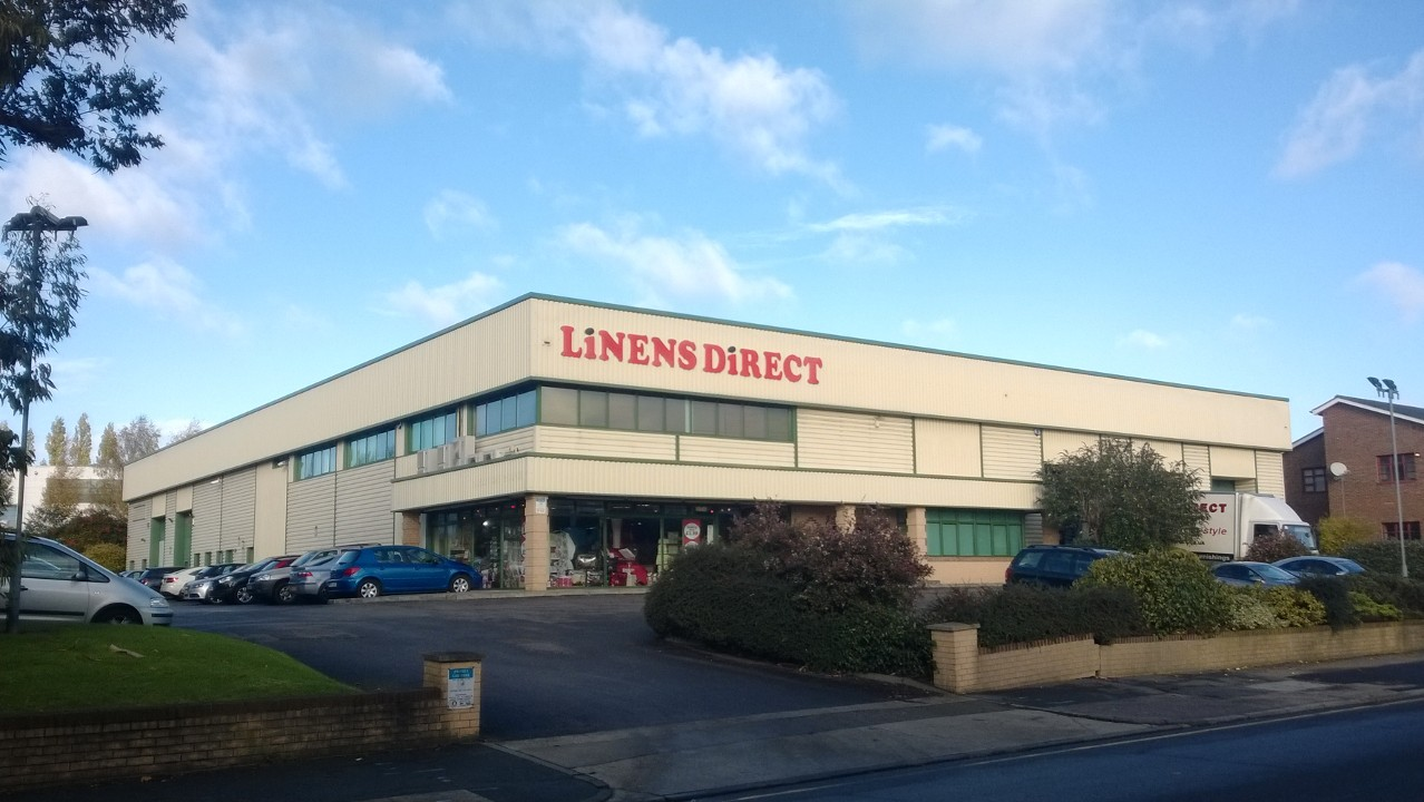 Glenny concludes freehold sale for Linens Direct