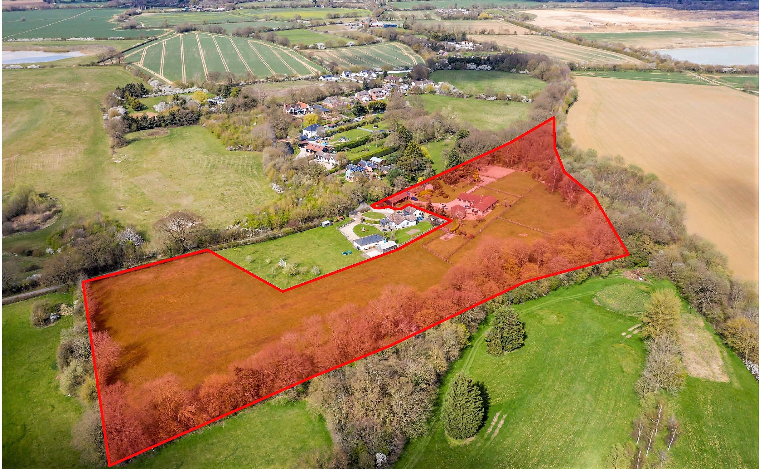 Residential development opportunity in Chelmsford launches to the market