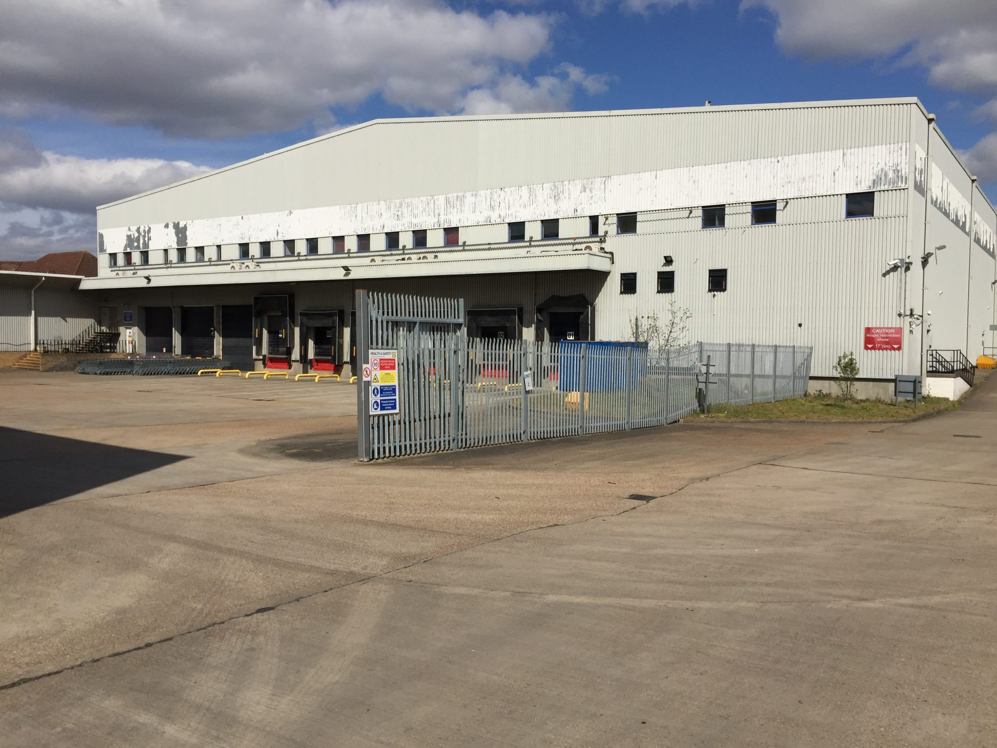 Glenny appointed on Erith Distribution Centre